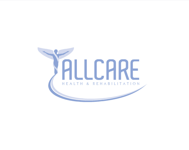 Rehabilitation Logo Design Allcare Health and Reh...