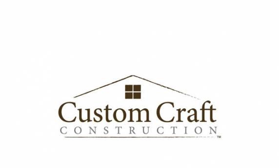 Custom Craft Construction Logo
