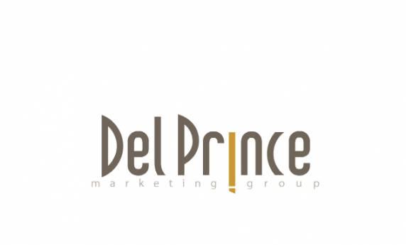 Del Prince Marketing Group Logo Design