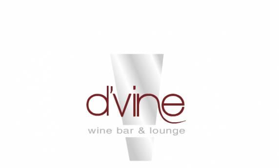 Dvine Wine Bar and Lounge Logo