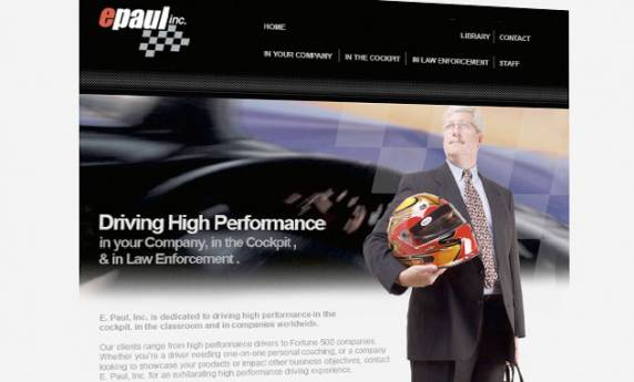 Epaul INC Web Design