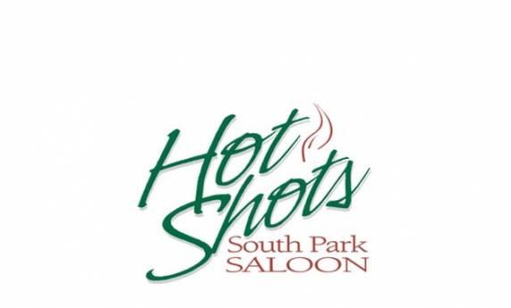Hot Shots South Park Saloon Logo