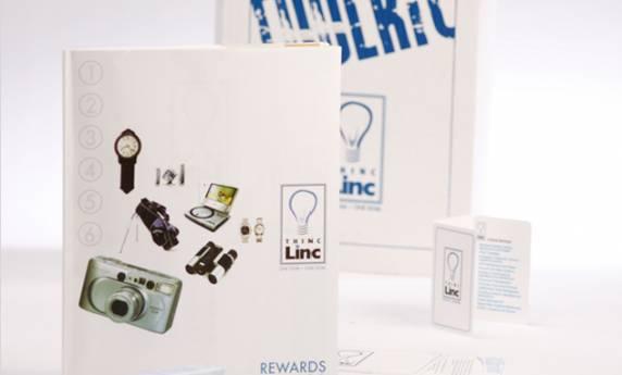 i am Linc Thinc Linc Promotional Print Package