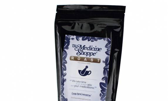 Medicine Shoppe Package Design