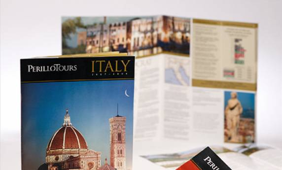 Perillo Tours Direct Mailer