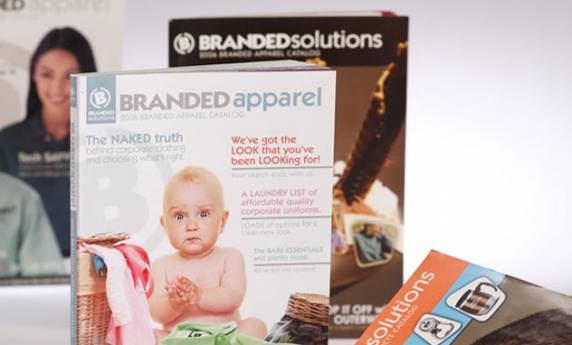 Branded Solutions Apparel Catalog