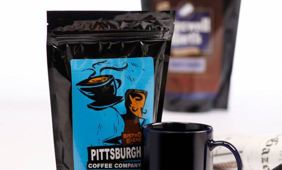 Coffee Company Package Design