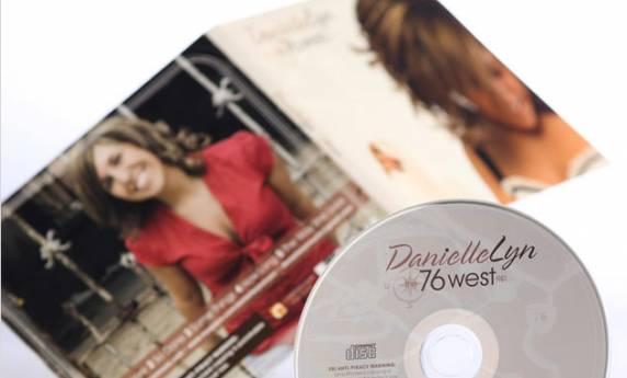 Danielle Lyn CD Package