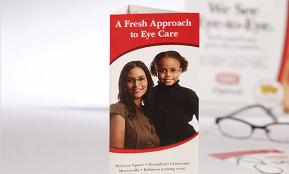 Giant Eagle Optical Eyecare Brochure