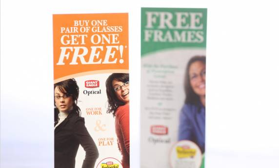 Giant Eagle Optical Eyewear Brochure
