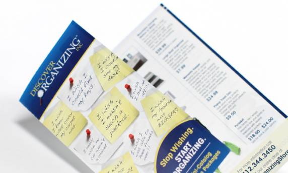 Discover Organizing Brochure
