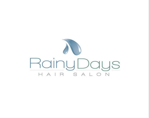 Rainy Days Hair Salon Logo Ocreations A Pittsburgh