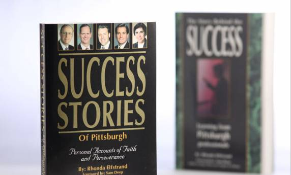 Success Stories of Pittsburgh Book Cover