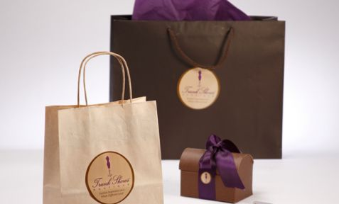Trunk Shows Boutique Gift Bag Packaging