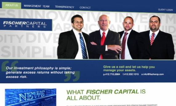 Fischer Capital Partners Website
