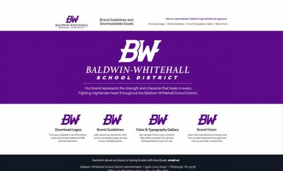 Baldwin-Whitehall School District Website