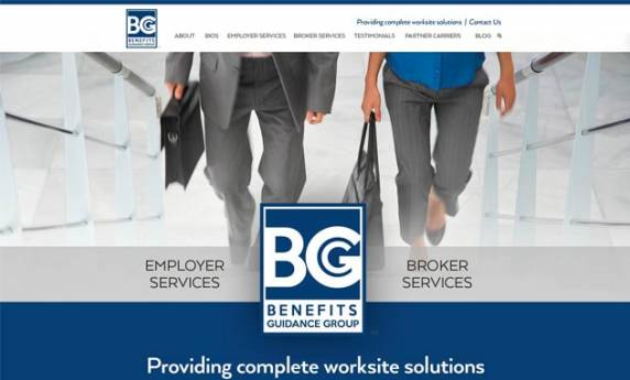 Benefits Guidance Group Website