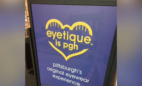 Eyetique Signage
