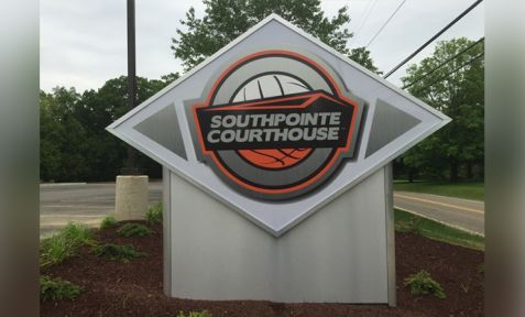Southpointe Courthouse Signage
