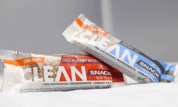 READY Nutrition: Clean Snack Bar