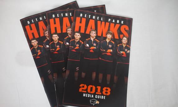 Bethel Park Wrestling Brochure 2018