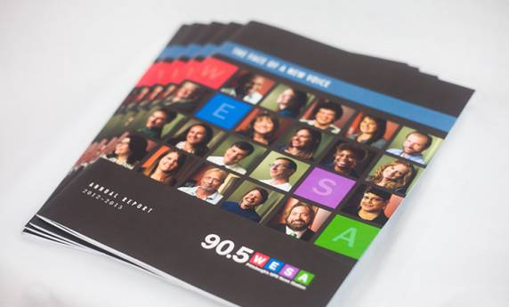 WESA Annual Report 2012-2015