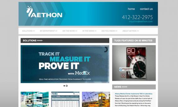Aethon Web Design