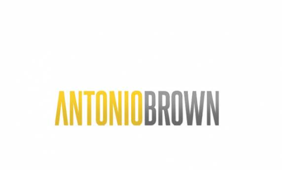 Antonio Brown Logo Design