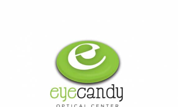 Eye Candy Optical Logo Design