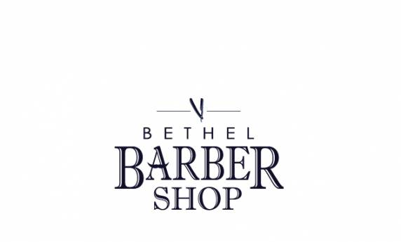 Bethel Barber Shop Logo Design