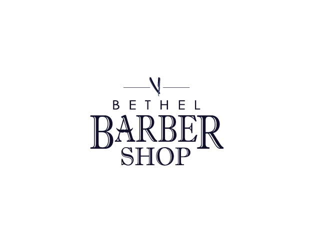 Bethel Barber Shop Logo Design - ocreations A Pittsburgh ...