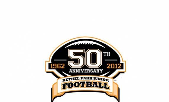 Bethel Park Junior Football Logo Design