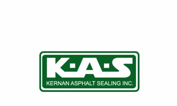 Kernan Aspphalt Sealing Logo Design