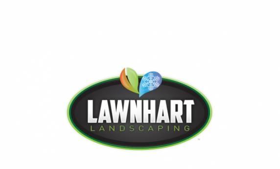 Lawnhart Landscaping Logo Design