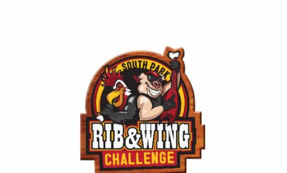 South Park Rib Festival Logo Design