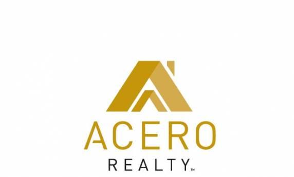 Acero Realty Logo Design