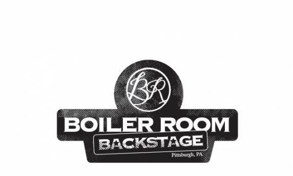 Boiler Room Backstage Logo Design