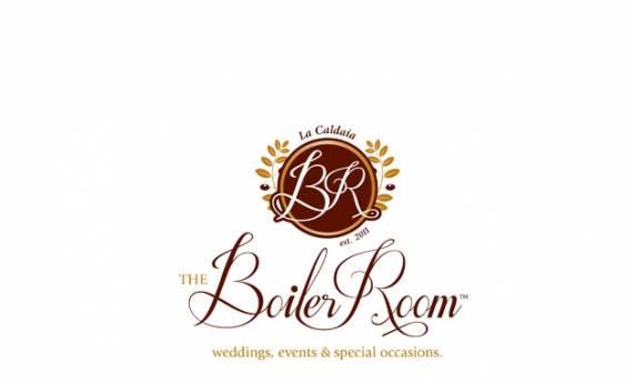 Boiler Room Logo Design