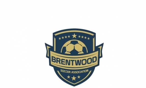 Brentwood Soccer Association Logo Design