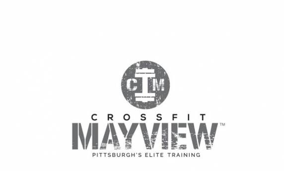 Crossfit Mayview Logo Design