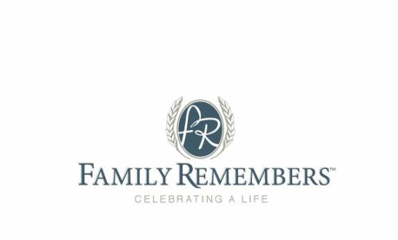 Family Remembers Logo Design