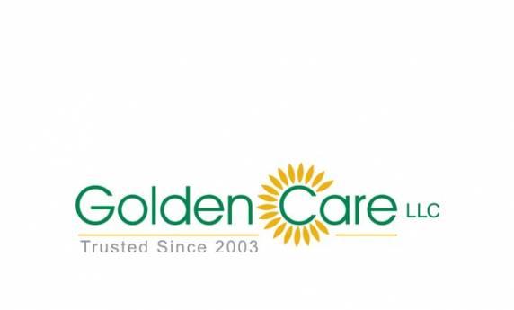 GoldenCare Logo Design