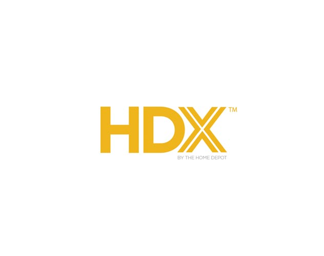 home depot hdx product line logo design ocreations a home voss designs brand