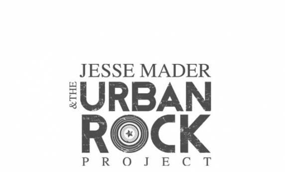 Jesse Mader & the Urban Rock Project Logo Design
