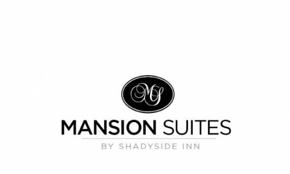 Mansion Suites by Shadyside Inn Logo Design