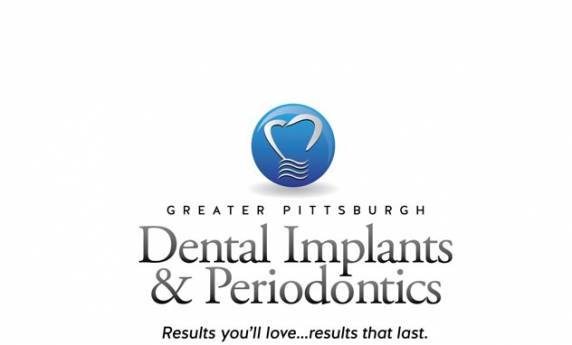 Greater Pittsburgh Dental Implants & Periodontics Logo Design