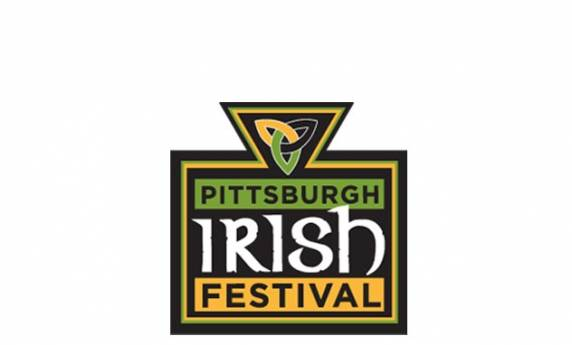 Pittsburgh Irish Festival Logo Design