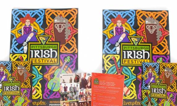 Pittsburgh Irish Festival Marketing Package