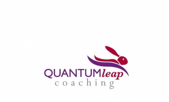 Quantum Leap Life Coaching Logo Design