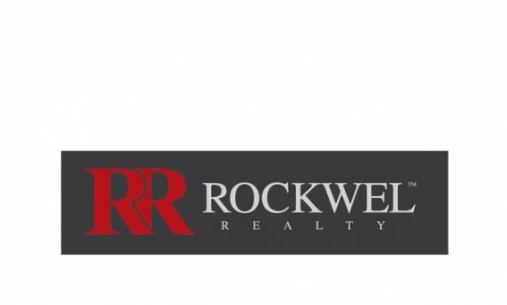 Rockwel Realty Logo Design